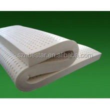 Vacuum latex bed therapeutic packed roll mattress