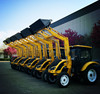 Hot sale!CE approved Front End Loader with fork grab/bucket