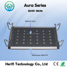 Salt Water and Fresh water tanks 400mm full spectrum 3w led chip Led Aquarium Light