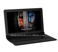 Hot Sale 11.6 Inch Intel Cherrytrail customized mini notebook with American Keyboard