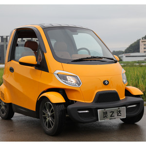 EEC certification Chinese four wheels small electric cars for sale