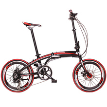 mini 20 inch folding bike and super folding mountain bike handy bike TW2088