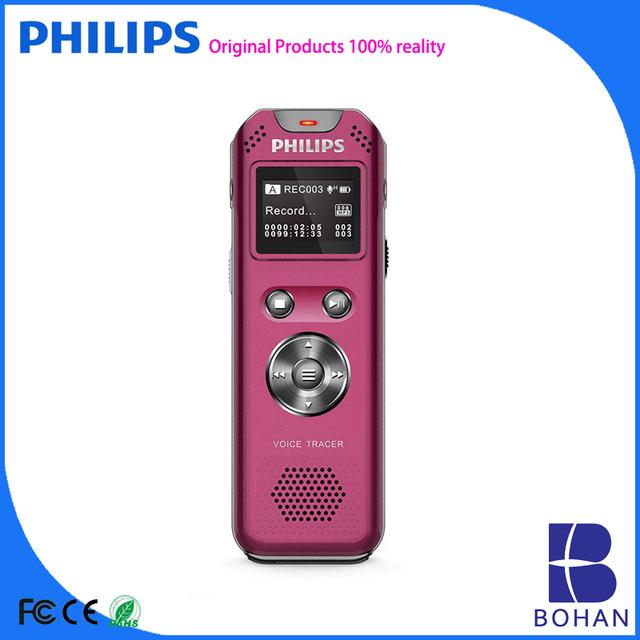 PHILIPS 8G Internal Memory Digital Voice Recorder Pen