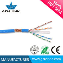 Passed ROHS Cat6e Cable internet service providers, LAN cable,Network cable