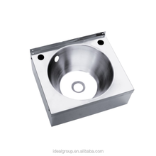 Commercial Stainless Steel Wall Mount Small Hand Washing Kitchen Sink