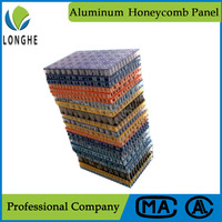 Fiber Reinforce Plastic FRP Honeycomb Panel with PP core Fireproof panel