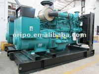 1800 rpm 60hz 300kw backup power generator with rechargable battery and remote control running on diesel for sale