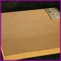 Birch Veneer Plywood Birch Carbinet Grade