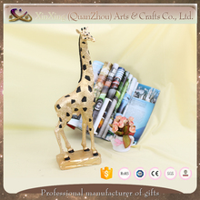 cheap giraffe christmas home decoration items