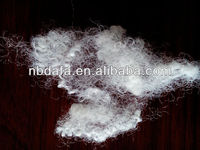 Supper Fluffy Fiber for filling toys ---15DX64MM HCS A GRADE