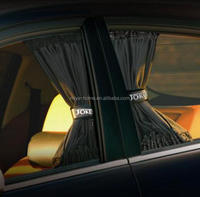 High quality Luxury Car Window Curtain/car sunshade