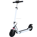 "2016 wholesale electric folding adult kick scooter 350W/250W super light 8"" big wheel electric stand up"