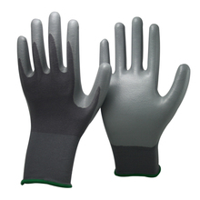 NMSAFETY safety equipment CE certification nitrile mechanical work gloves