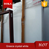 cheapest and most popular crystal white marble