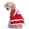 Pet Dogs Christmas Dresses Winter Clothes Apparel Wedding Dress Dog Clothing Manufacturers