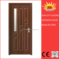 PVC bathroom door SC-P005