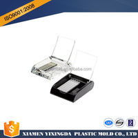 Custom transparent plastic PC/ PE/ PP/ Acrylic case