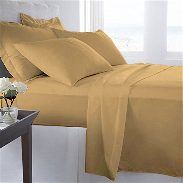 Luxury 1800 Hotel Collection Bed Sheet Set