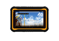 Waterproof 7 inch Android RFID smart identification handheld tablet PC