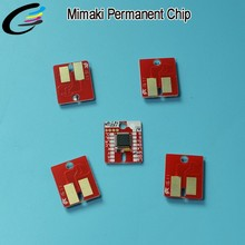 Manufacturer UV ink Cartridge Permanent Chip for Mimaki LH100 LF140 Printer