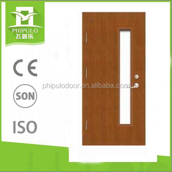 high quality best prices of fire proof rated doors from china supplier