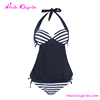 Dropship black one piece halter xxx hot sexy bikini young girl swimwear