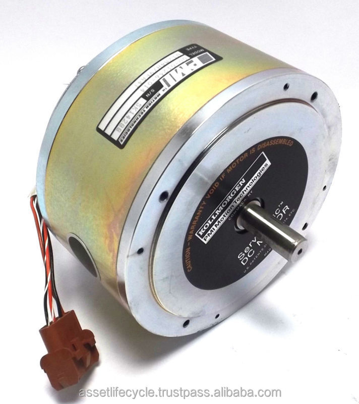 NEW KOLLMORGEN SERVO DISC DC MOTOR 00-01246-014 TYPE 012M4H79FA4 PMI MOTION TECH