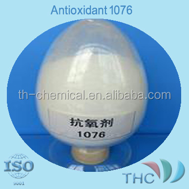 hindered phenolic antioxidant 1076 for Polyether and plastic and rubber manufacturer shanghai THC