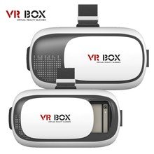factory price Style 2nd Generation VR BOX 3D VR Video Glass For Phone