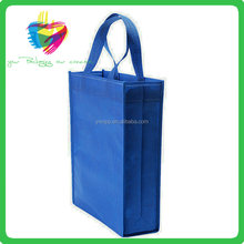 2016 Durable large capacity customized printed non woven plastic bag
