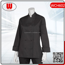 Long sleeve restaurant uniform designs