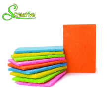 Factory abrasive scrub sponge kitchen cleaning product scouring pad