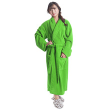 High Quality Sleeping Robe with Two Pockets for Women