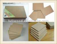 homebase mdf board with E0/E1/E2/MR glue