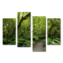 Forest most popular art canvas printing waterproof