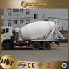 China dongfeng 6m3 Concrete mixer truck of large capacity concrete mixer truck