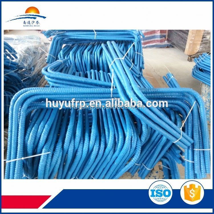 Resin reinforcing bar fiberglass for subway underground
