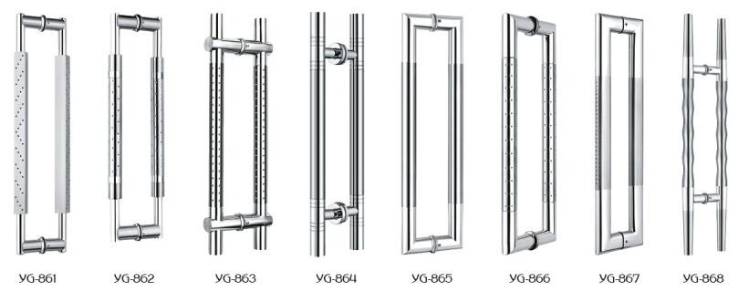 Stainless Steel Handrail For Elevator