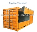 bagging container, special containers
