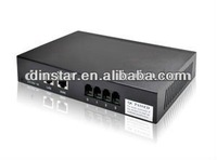 4 ports FXO VOIP gateway versatile IP-based voice and fax gateway