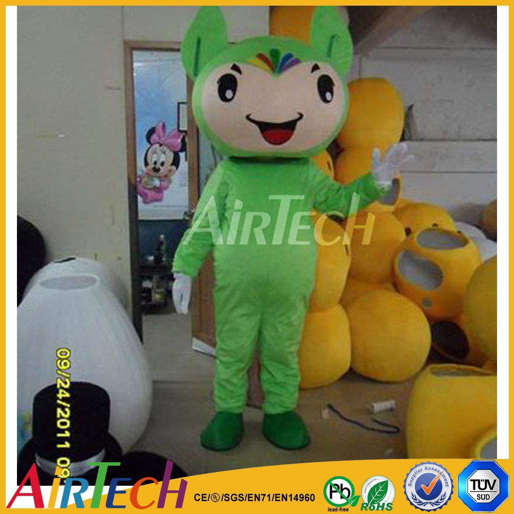 Big disocunt adult mascot costume from China
