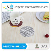 Made in China fashion acrylic craft coaster
