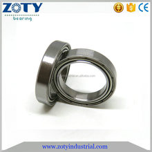 6702 ZZ 15x21x4mm thin wall deep groove bearings 6702ZZ