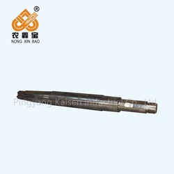 Rice mill shaft/Rice Milling machine parts