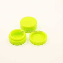 3ML small variety color platinum cured silicone customized bho oil container wax jars