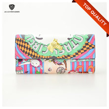 2016 New Product Custom Small Fancy Ladies Beautiful Leather Lady Wallet Money Bag For Leather Wallet Buyers