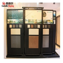 Stone Tile Counter Top Slab Display Rack Marble Tiles Exhibition Racks