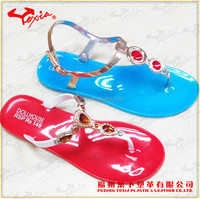 Grass decoration hot selling slipper