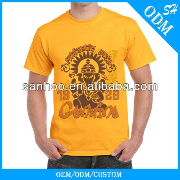 Mens T-Shirt In Mixed Size With Own Design