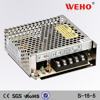 Different power 220v ac 5v dc switching power supply led power supply 15w ce rohs led driver 15w